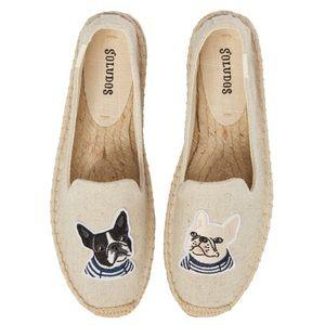 Soludos Teddy & Gigi Dog Espadrilles